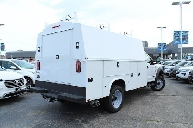2018 F-450 Regular Cab DRW 4x2,  Knapheide Service Body #181414 - photo 2