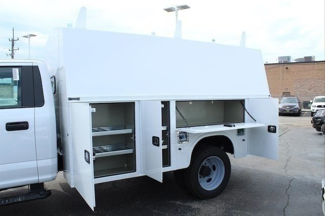 2018 F-450 Regular Cab DRW 4x2,  Knapheide Service Body #181414 - photo 19