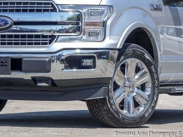 2018 F-150 SuperCrew Cab 4x4,  Pickup #181640 - photo 4