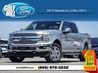 2018 F-150 SuperCrew Cab 4x4,  Pickup #181640 - photo 1