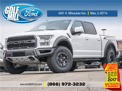 2018 F-150 SuperCrew Cab 4x4,  Pickup #181673 - photo 1