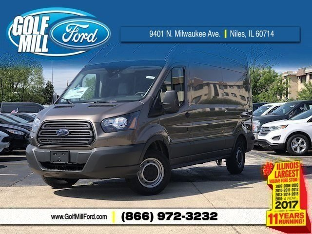 2018 Transit 250 High Roof 4x2,  Empty Cargo Van #181695 - photo 3