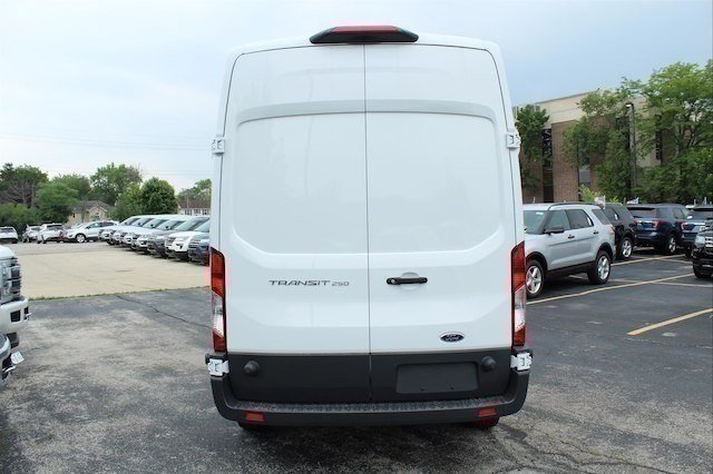 2018 Transit 250 High Roof 4x2,  Empty Cargo Van #181851 - photo 7