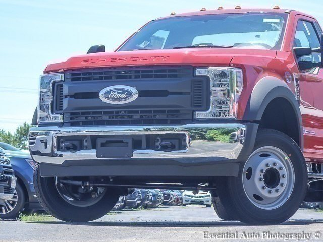2018 F-450 Regular Cab DRW 4x2,  Cab Chassis #181943 - photo 4