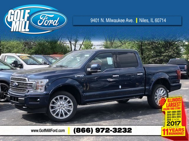 2018 F-150 SuperCrew Cab 4x4,  Pickup #181957 - photo 1