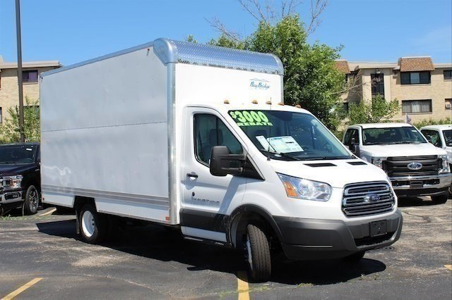 2018 Transit 350 HD DRW 4x2,  Bay Bridge Cutaway Van #182134 - photo 4