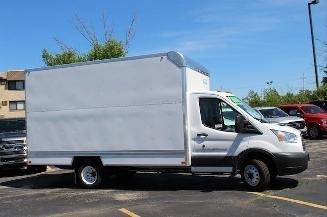 2018 Transit 350 HD DRW 4x2,  Bay Bridge Cutaway Van #182134 - photo 5