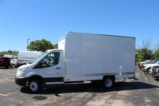 2018 Transit 350 HD DRW 4x2,  Bay Bridge Cutaway Van #182134 - photo 8