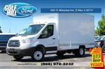 2018 Transit 350 HD DRW 4x2,  Bay Bridge Cutaway Van #182134 - photo 1