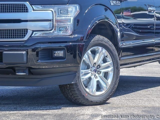 2018 F-150 SuperCrew Cab 4x4,  Pickup #182199 - photo 4