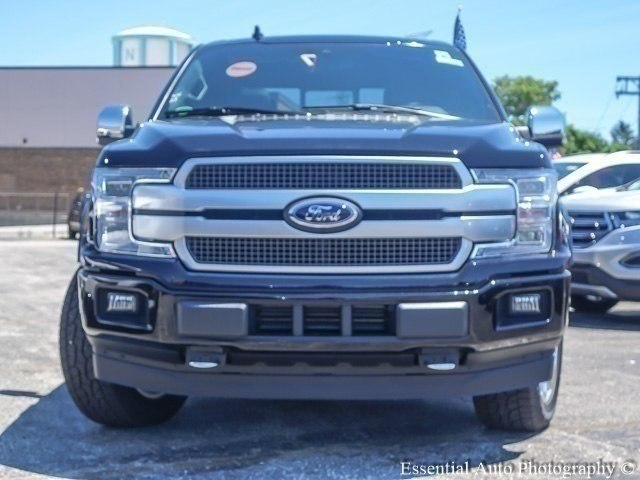 2018 F-150 SuperCrew Cab 4x4,  Pickup #182199 - photo 5