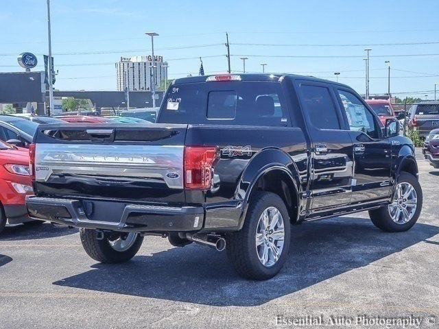 2018 F-150 SuperCrew Cab 4x4,  Pickup #182199 - photo 2