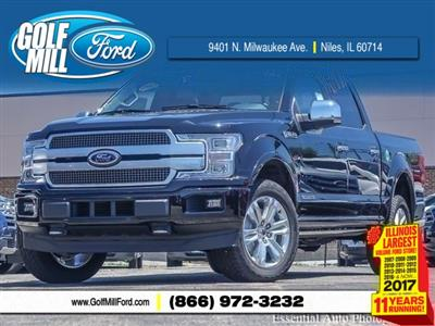 2018 F-150 SuperCrew Cab 4x4,  Pickup #182199 - photo 1
