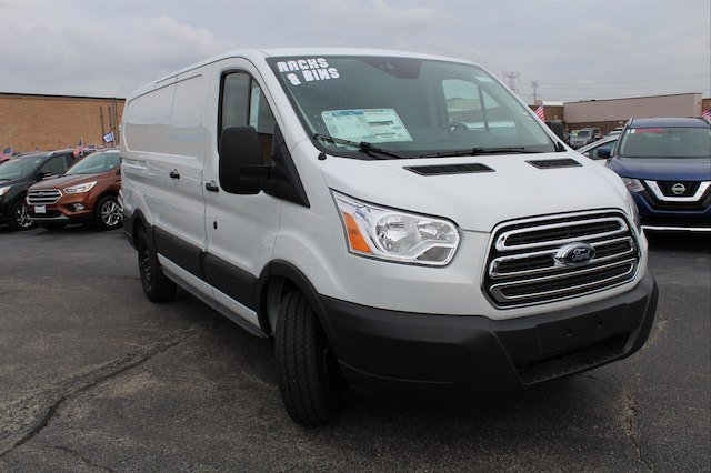 2018 Transit 150 Low Roof 4x2,  Upfitted Cargo Van #182202 - photo 12