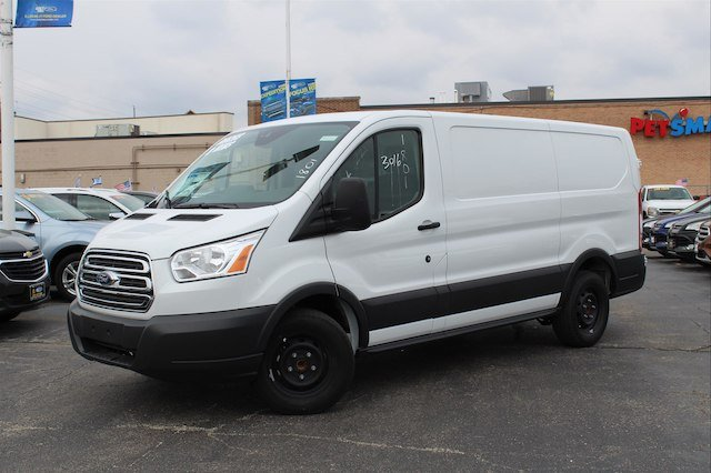2018 Transit 150 Low Roof 4x2,  Upfitted Cargo Van #182202 - photo 4