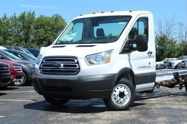 2018 Transit 350 HD DRW 4x2,  Cab Chassis #182205 - photo 3