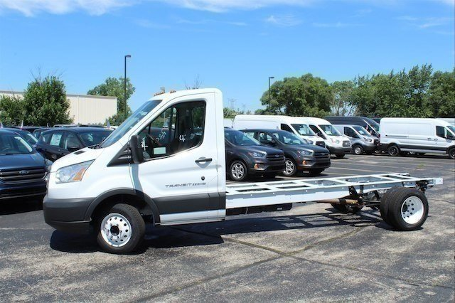 2018 Transit 350 HD DRW 4x2,  Cab Chassis #182205 - photo 9