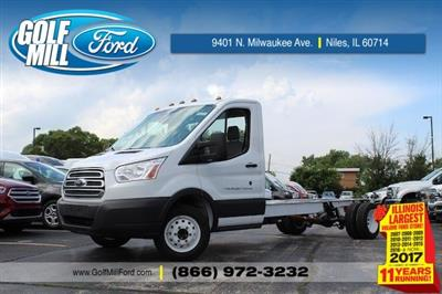 2018 Transit 350 HD DRW 4x2,  Cab Chassis #182205 - photo 1