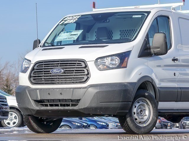 2018 Transit 250 Low Roof 4x2,  Weather Guard Upfitted Cargo Van #182260 - photo 3