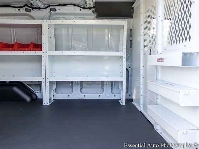 2018 Transit 250 Low Roof 4x2,  Weather Guard Upfitted Cargo Van #182260 - photo 6
