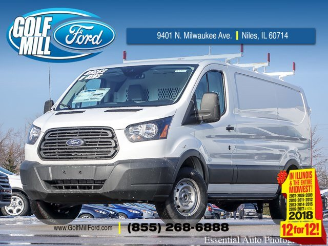 2018 Transit 250 Low Roof 4x2,  Weather Guard General Service Upfitted Cargo Van #182260 - photo 1