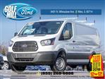2018 Transit 250 Low Roof 4x2,  Weather Guard Upfitted Cargo Van #182260 - photo 1