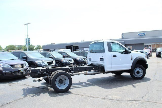 2018 F-450 Regular Cab DRW 4x2,  Cab Chassis #182359 - photo 11