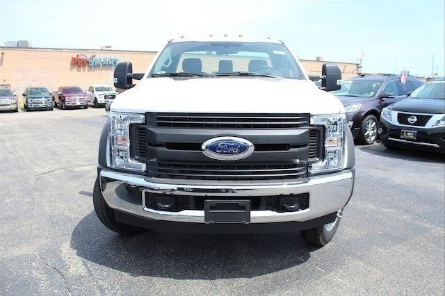 2018 F-450 Regular Cab DRW 4x2,  Cab Chassis #182359 - photo 4