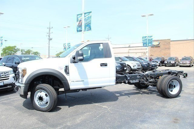 2018 F-450 Regular Cab DRW 4x2,  Cab Chassis #182359 - photo 5