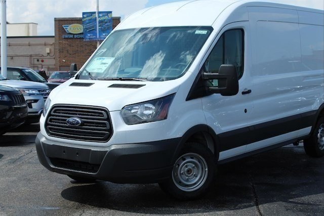 2018 Transit 250 Med Roof 4x2,  Weather Guard Upfitted Cargo Van #182479 - photo 4