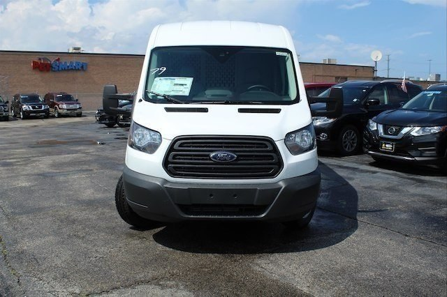 2018 Transit 250 Med Roof 4x2,  Weather Guard Upfitted Cargo Van #182479 - photo 5