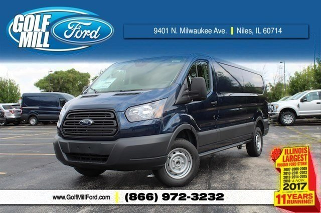 2018 Transit 250 Low Roof 4x2,  Empty Cargo Van #182531 - photo 29