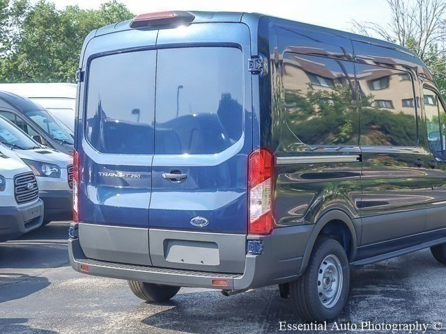 2018 Transit 250 Med Roof 4x2,  Empty Cargo Van #182532 - photo 12