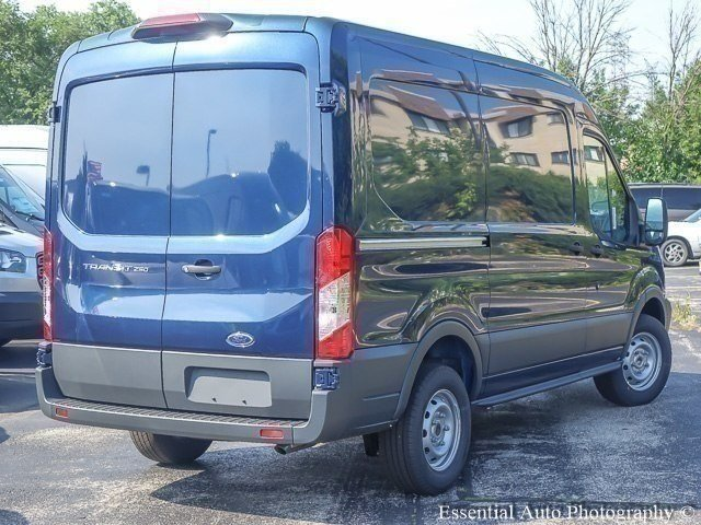 2018 Transit 250 Med Roof 4x2,  Empty Cargo Van #182532 - photo 13