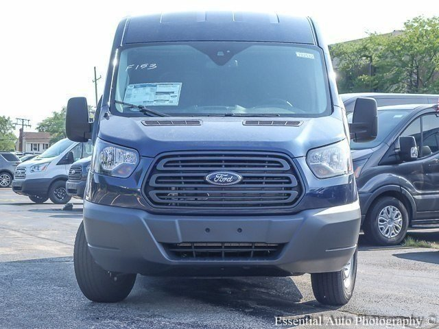 2018 Transit 250 Med Roof 4x2,  Empty Cargo Van #182532 - photo 7