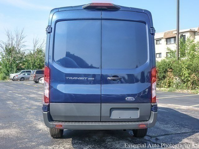 2018 Transit 250 Med Roof 4x2,  Empty Cargo Van #182532 - photo 8