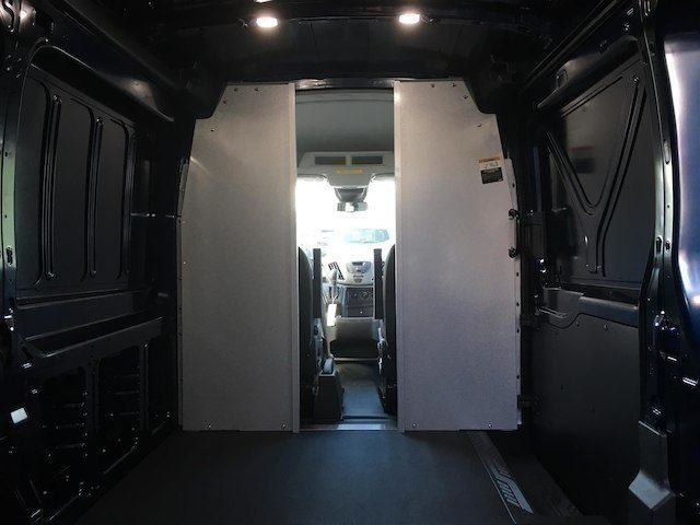 2018 Transit 250 Med Roof 4x2,  Empty Cargo Van #182532 - photo 9
