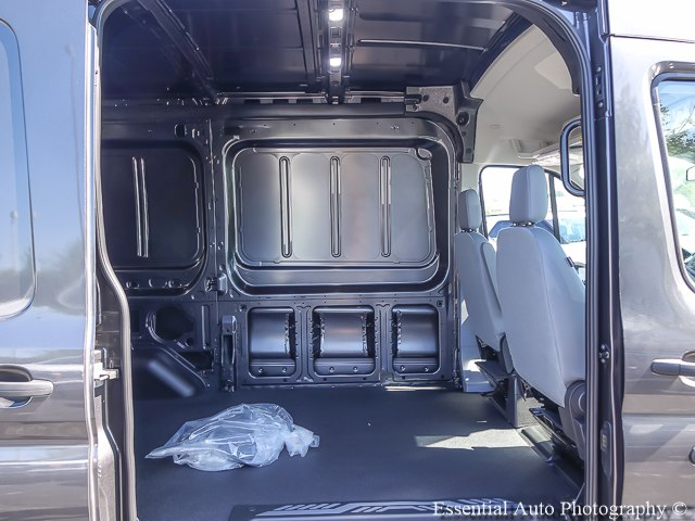 2018 Transit 150 Med Roof 4x2,  Empty Cargo Van #182535 - photo 10