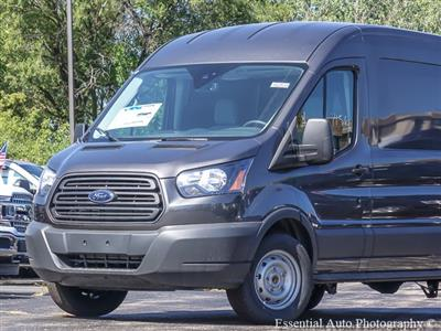 2018 Transit 150 Med Roof 4x2,  Empty Cargo Van #182535 - photo 3