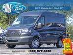 2018 Transit 150 Med Roof 4x2,  Empty Cargo Van #182535 - photo 1