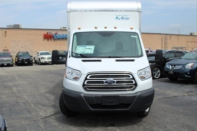 2018 Transit 350 HD DRW 4x2,  Bay Bridge Cutaway Van #182607 - photo 3