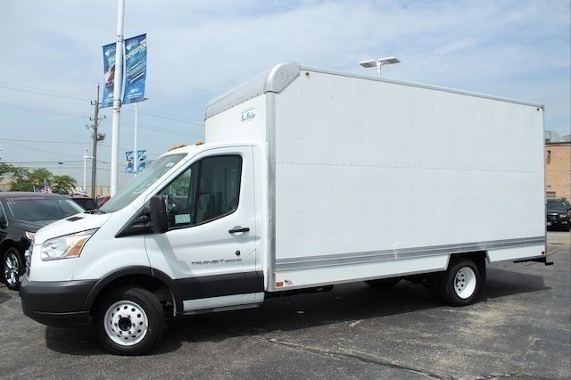 2018 Transit 350 HD DRW 4x2,  Bay Bridge Cutaway Van #182607 - photo 5