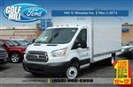 2018 Transit 350 HD DRW 4x2,  Bay Bridge Cutaway Van #182607 - photo 1