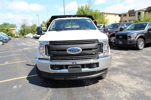2018 F-350 Regular Cab DRW 4x4,  Monroe Dump Body #182676 - photo 7