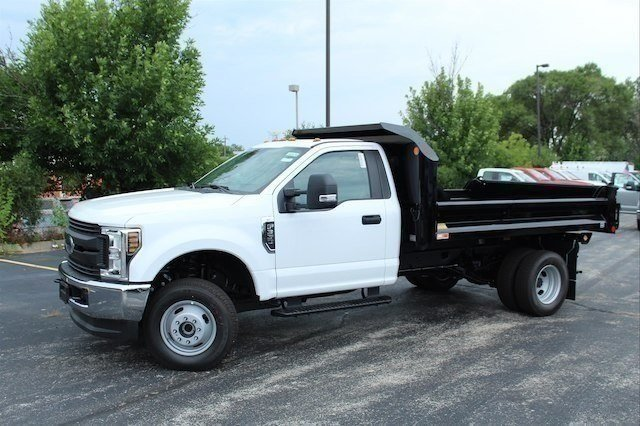 2018 F-350 Regular Cab DRW 4x4,  Monroe Dump Body #182676 - photo 5