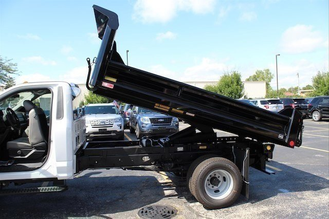 2018 F-350 Regular Cab DRW 4x4,  Monroe Dump Body #182676 - photo 6