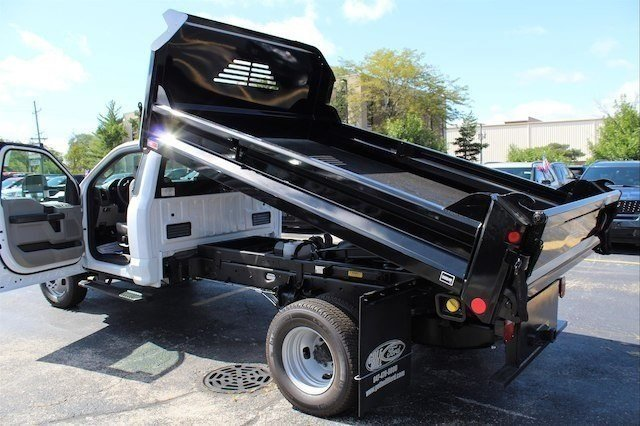 2018 F-350 Regular Cab DRW 4x4,  Monroe Dump Body #182676 - photo 8