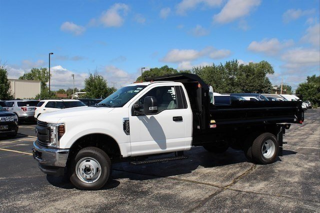 2018 F-350 Regular Cab DRW 4x4,  Monroe Dump Body #182676 - photo 9