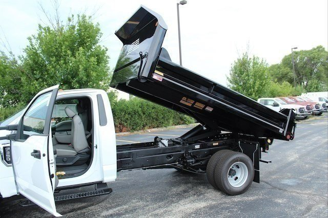 2018 F-350 Regular Cab DRW 4x4,  Monroe Dump Body #182676 - photo 22