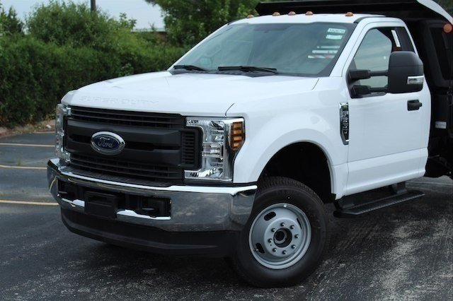2018 F-350 Regular Cab DRW 4x4,  Monroe Dump Body #182676 - photo 23